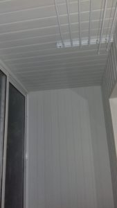 Отделка балконов пластиковым сайдингом остекление балконов