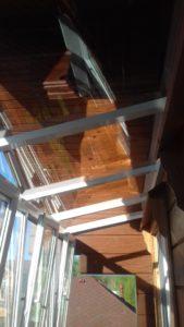 на балкон из поликарбаната