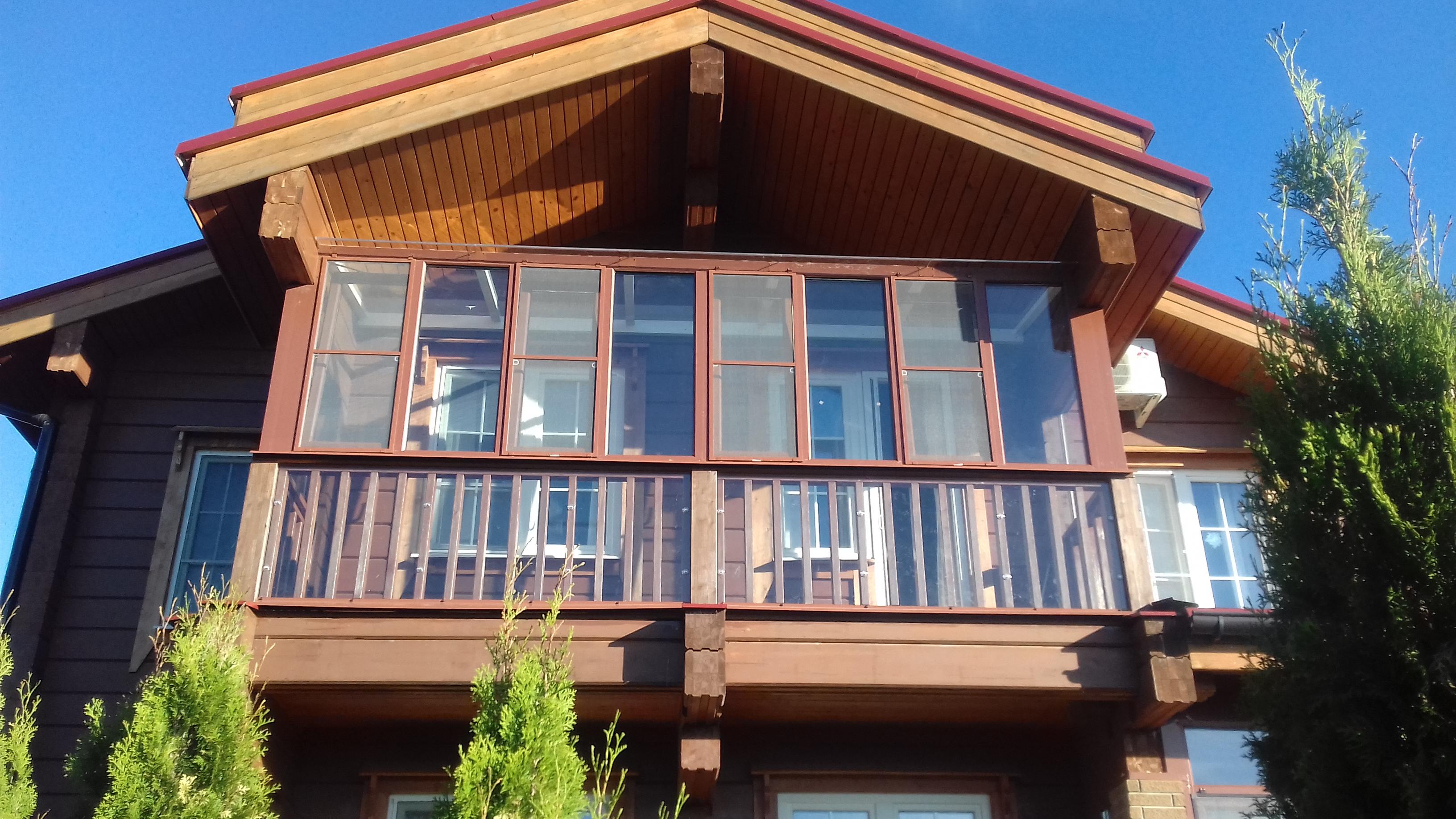 результат влияет крыша для балкона в частном доме фото никогда