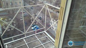 Решётка на балкон