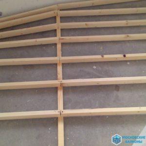 Остекление и отделка балкона под ключ