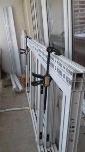 Установка пластиковые окна на балкон